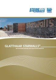 GLATTHAAR STARWALLS® - Steinindustrie.de