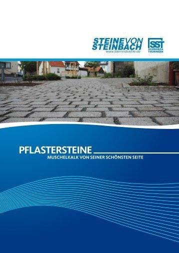 PFLASTERSTEINE - Steinindustrie.de