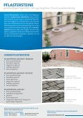PFLASTERSTEINE - Steinindustrie.de - Seite 2