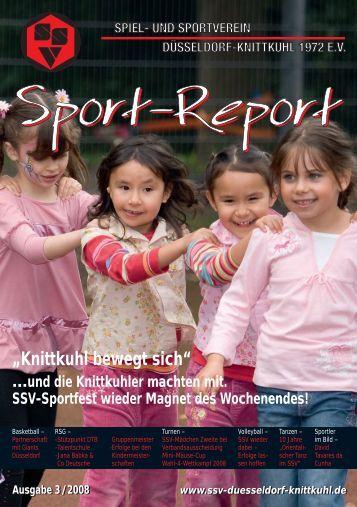 """""""Knittkuhl bewegt sich"""" - und Sportverein Düsseldorf-Knittkuhl / SSV ..."""