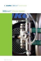 DESmark® Chemie-Injektor