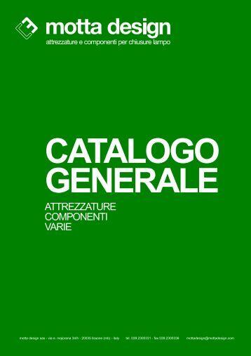 catalogo completo - Motta Design Sas