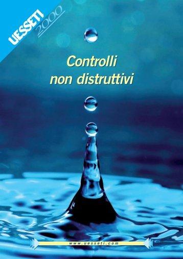 Controlli non distruttivi Controlli non distruttivi - uesseti