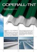 COPERTURE METALLICHE ACCOPPIATE - Tambone.it - Page 4