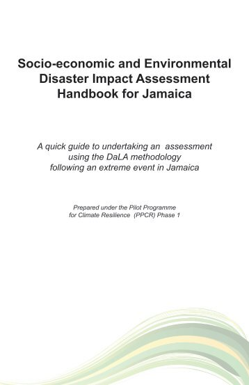 flood impact assessment Flood management tool series, technical document no 25 ¦ 2016 tool no 25 illustrates how to conduct a social impact assessment (sia) in order to take into account public perception of risk in flood management plans.