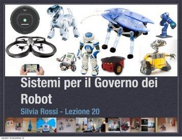 Silvia Rossi - Lezione 20