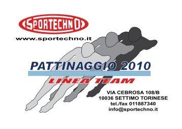 pattinaggio 2010 - Sportechno.it