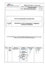 SCMT SSB App.F Applicazione specifica - RFI TC.PATC SR CM 03 ...