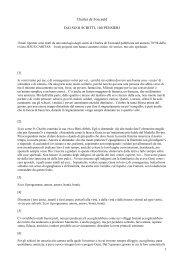 una Antologia di scritti del Beato - Ambrogio Villa
