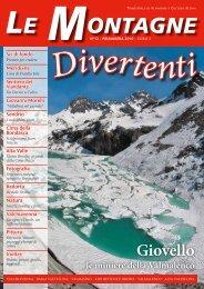 n. 12 - Primavera 2010 - Le montagne divertenti