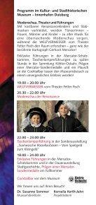 seide, samt und weltvermesser - Kultur- und Stadthistorsches ... - Seite 2