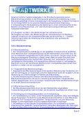 AGB Gastransport - STADTWERKE SANGERHAUSEN GmbH - Seite 6
