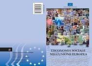 l'economia sociale nell'unione europea - Confcooperative