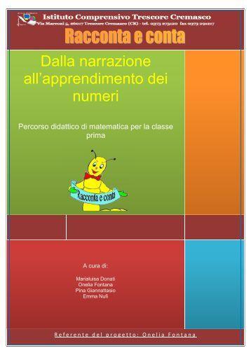 Documentazione stampabile - Istituto Comprensivo di Trescore ...