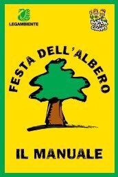 Manuale dell'albero Impaginato - Legambiente Paestum