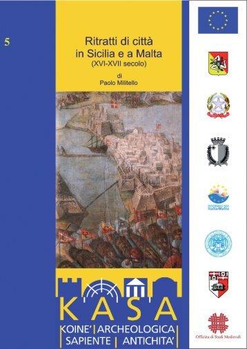 Ritratti di città in Sicilia e Malta - La Sicilia in Rete
