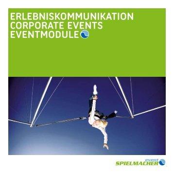 Preisliste 2012 - Spielmacher Event