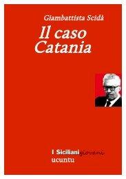 Il caso Catania - Fondazione Nesi