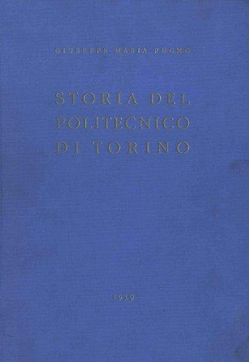 storia del Politecnico di Torino