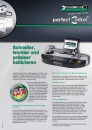 perfectControl ist eine motorbetriebene Kalibrier- und ... - Stahlwille
