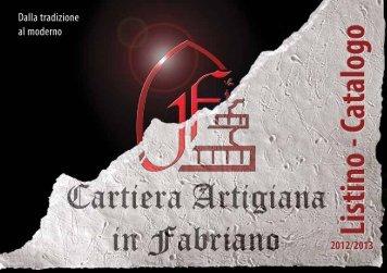 catalogo generale - Handcraft Paper in Fabriano