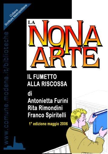La Nona arte - Comune di Modena