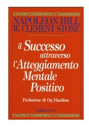 Il successo attraverso l'atteggiamento mentale positivo - In quiete
