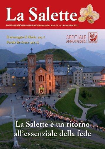Download (PDF, 8.39MB) - La Salette Santuario di Salmata