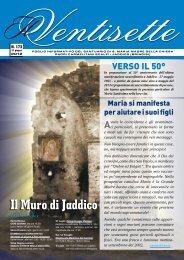 Il Muro di Jaddico - Santuario di Santa Maria Madre della Chiesa