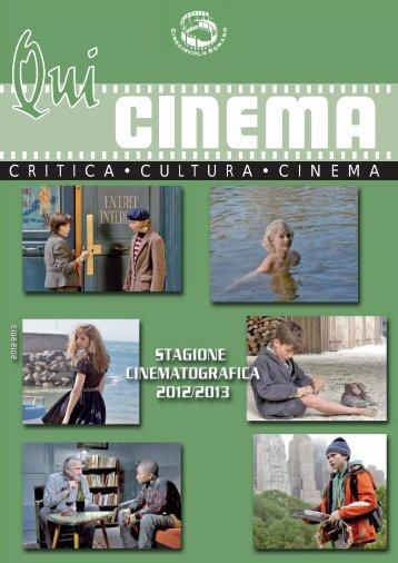 Scarica la rivista 2012/2013 - Cinecircoloromano.it