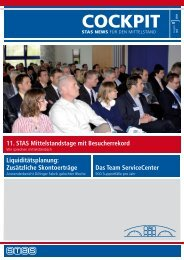 COCKPIT - STAS GmbH