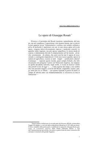 1966 parte II (file pdf - Kb. 778) - Biblioteca Provinciale di Foggia La ...