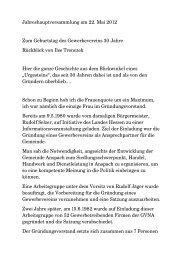 gemeinsam - Gewerbeverein Neu-Anspach eV
