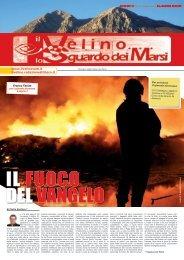 Il Velino, lo Sguardo dei Marsi Anno III, numero 53/19 del 31 ottobre ...