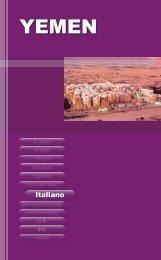 Italiano - Yemen Tourism Promotion Board