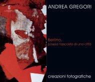 CNDREC GREGORI - Andrea Gregori Home