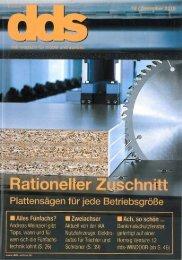 dds, 2010-12 Wer das neue Gebäude der - Goldbach Kirchner