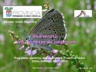 8 Intervento Drssa LUX Provincia VCO.pdf - Parco Naturale Veglia ...