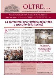 La parrocchia: una famiglia nella fede e specchio della società