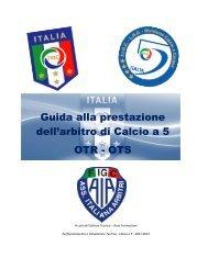 Guida alla Prestazione AE OTR C5 - CRA Puglia