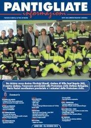 Pantigliate Informazioni - Giugno 2010 - Comune di Pantigliate