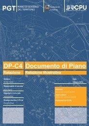 pgt piano di governo del territorio - Comune di Colorina (SO)