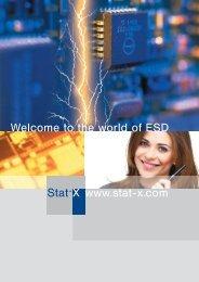 Stat-X Profil - Stat-X Deutschland GmbH