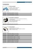 Tárgymutató - Stat-X Deutschland GmbH - Page 5