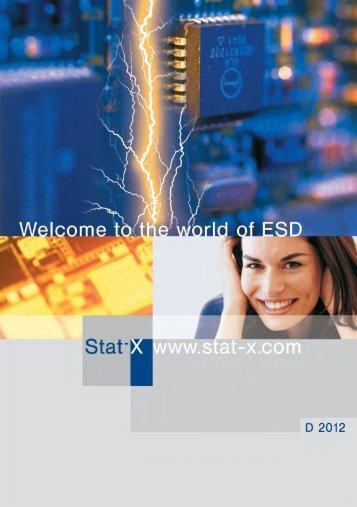 Stat-X Gesamtkatalog - Stat-X Deutschland GmbH