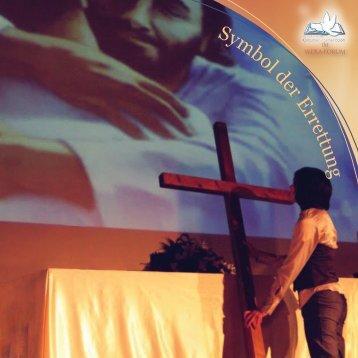 Symbol der Errettung - Evangeliumskirche «Glaubensgeneration
