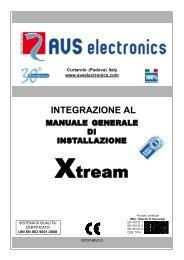Xtream - Avs Electronics S.p.A.
