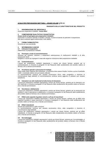 Serie generale - n. 194 - Gazzette.info