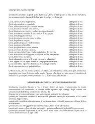 preghiere al sacro cuore.pdf - Parrocchia San Michele Arcangelo ...
