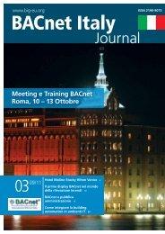 Journal - BACnet
